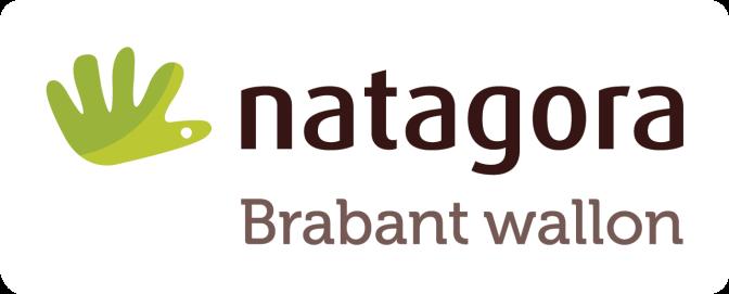 Logo Natagora Brabant wallon