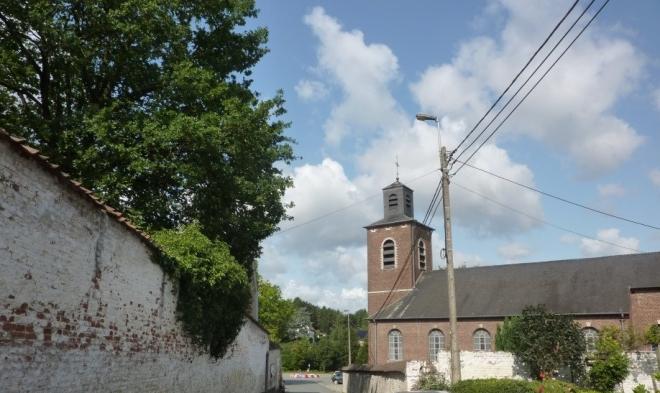 L'église de Dion-le-Val